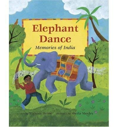 9781841489162: Elephant Dance: A Journey to India
