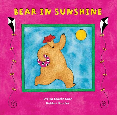 9781841489230: Bear in Sunshine (Bear Board Book)