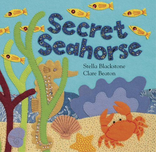 9781841489377: Secret Seahorse (Hide-And-Seek Books (Barefoot Books))