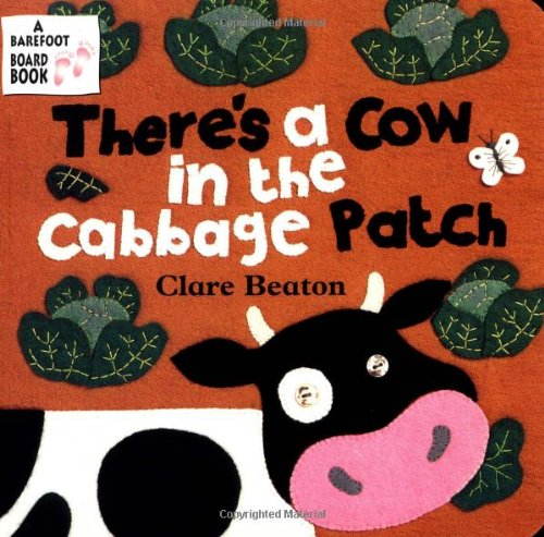 9781841489612: There's a Cow in the Cabbage Patch