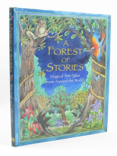 9781841489629: A Forest of Stories: Magical Tree Tales from around the World