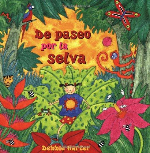 9781841489957: De Paseo Por La Selva (Spanish Edition)