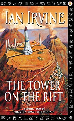 9781841490052: The Tower On The Rift: The View From The Mirror, Volume Two (A Three Worlds Novel)