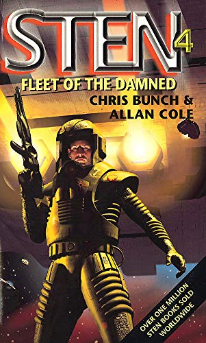 Fleet of the Damned (Sten) (1841490105) by Chris Bunch; Allan Cole