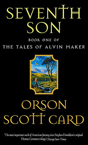9781841490212: Seventh Son (Tales of Alvin Maker)