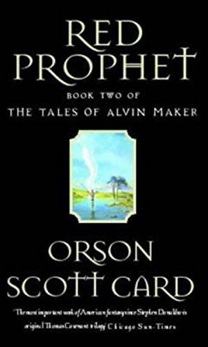 9781841490229: Red Prophet: Tales of Alvin maker, book 2