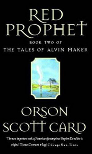 9781841490229: Red Prophet: Tales of Alvin maker, book 2