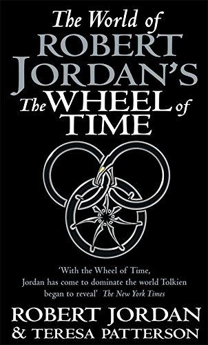 9781841490267: World Of Robert Jordan's Wheel Of Time