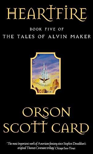 9781841490328: Heartfire: Tales of Alvin maker, book 5