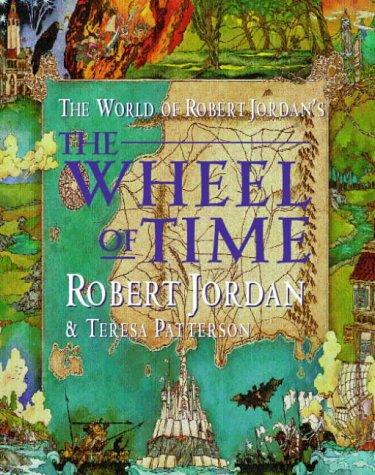 9781841490540: World Of Robert Jordan's Wheel Of Time