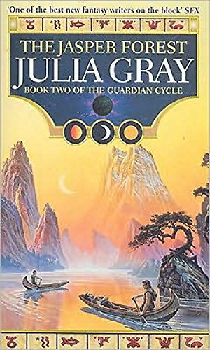 9781841490571: The Jasper Forest: The Guardian Cycle Book Two