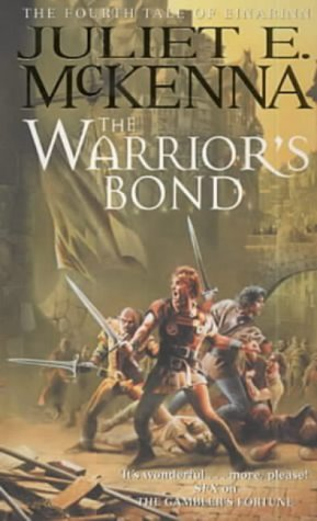 9781841490656: The Warriors Bond (The Tales of Einarinn)
