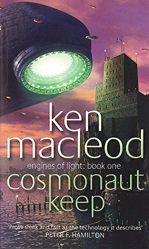 9781841490670: Cosmonaut Keep: Engines of Light: Book One (Bk.1)