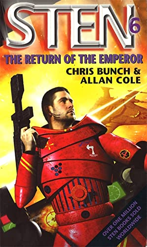The Return of the Emperor (Sten) (1841490814) by Chris Bunch; Allan Cole