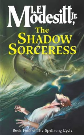 9781841490892: The Shadow Sorceress (Spellsong Cycle)