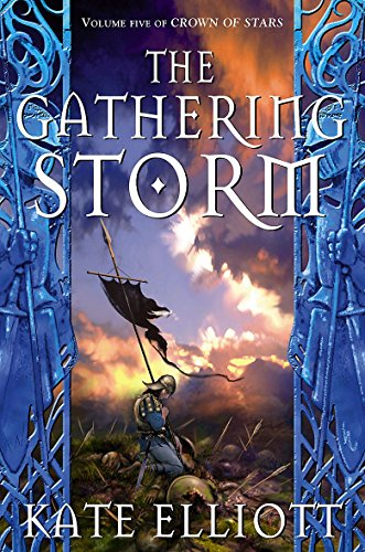 9781841490915: The Gathering Storm (Crown of Stars, Vol. 5)