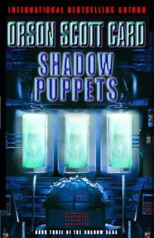 9781841490984 Shadow Puppets Shadow Saga Abebooks Orson Scott