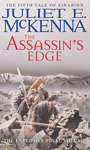 9781841491240: The Assassin's Edge (Tales of Einarinn)