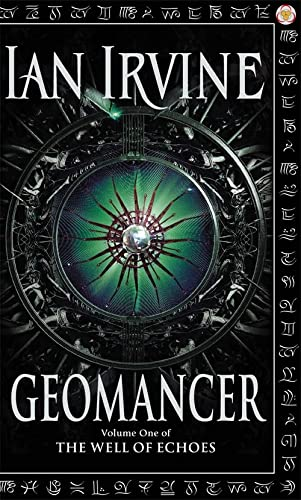 9781841491370: Geomancer: The Well of Echoes, Volume One (A Three Worlds Novel)