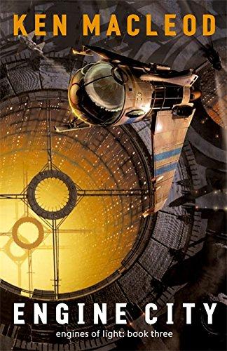 9781841491486: Engine City (Engines of Light)