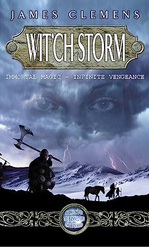 9781841491516: Wit'ch Storm