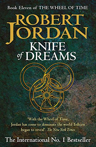 9781841491639: Knife Of Dreams: Book 11 of the Wheel of Time