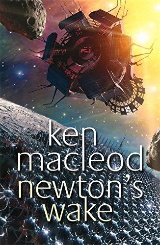 9781841491752: Newton's Wake: Novel