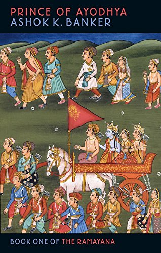 9781841491868: Prince of Ayodhya (Ramayana series)