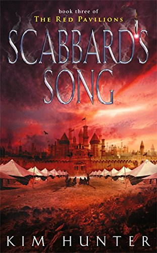 9781841491875: Scabbard's Song: The Red Pavilions: Book Three