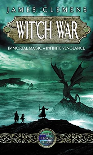 9781841491905: Wit'ch War: The Banned and the Banished Book Three