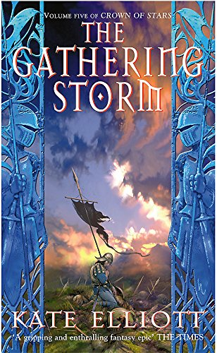 9781841492001: The Gathering Storm (Crown of Stars, Vol. 5)