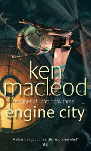 9781841492032: Engine City: Engines of Light Book 3