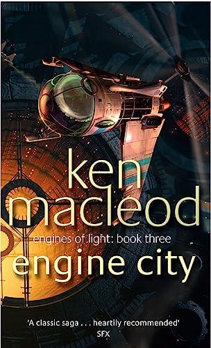 9781841492032: Engine City (Engines of Light)