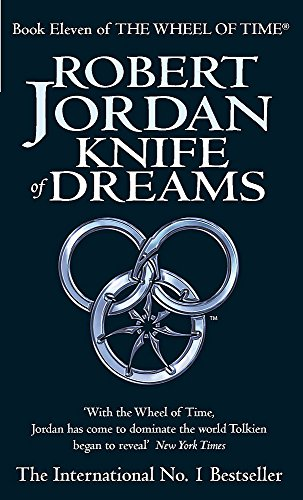 9781841492285: Knife of Dreams: Book Eleven 11 of