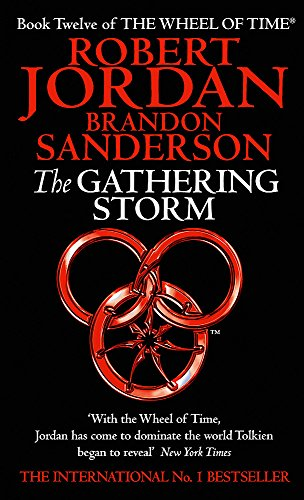 9781841492322: The Gathering Storm : Wheel of Time Book 12