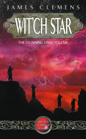 9781841492445: Wit'ch Star: The Banned and the Bannished Book Five (Banned and the Banished)