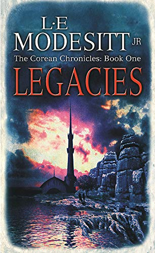 9781841492520: Legacies: The Corean Chronicles Book 1