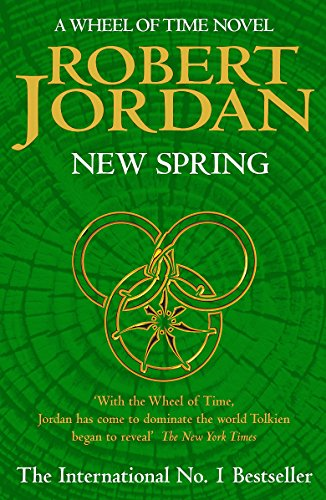 New Spring (A Wheel of Time Novel)