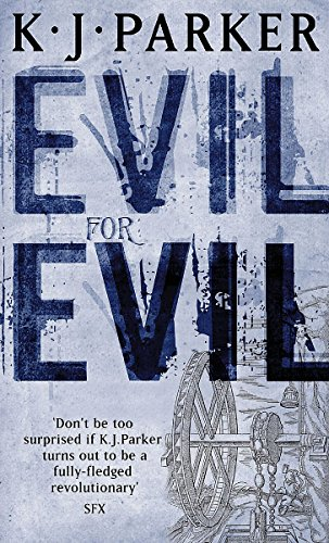 9781841492780: Evil For Evil (Engineer Trilogy)