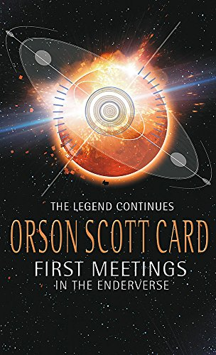 9781841493114: First Meetings: In The Enderverse