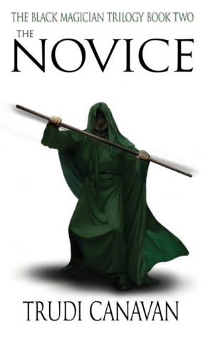9781841493145: The Novice: Book 2 of the Black Magician (Black Magician Trilogy)