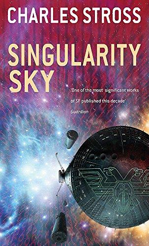 9781841493343: Singularity Sky