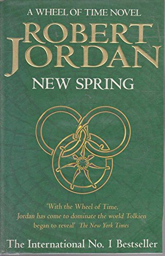 9781841493381: NEW SPRING: A Wheel of Time Novel