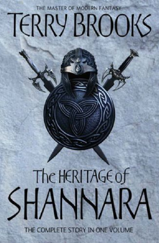 The Heritage of Shannara Omnibus (1841493554) by Terry Brooks