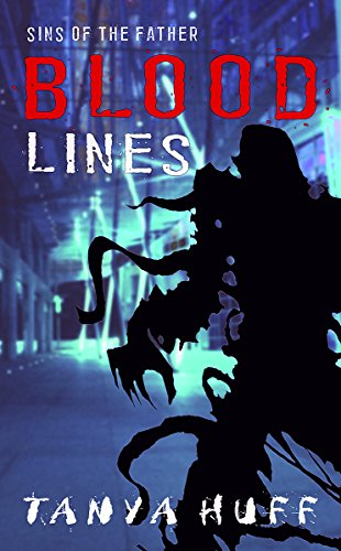 9781841493589: Blood Lines (Victoria Nelson)