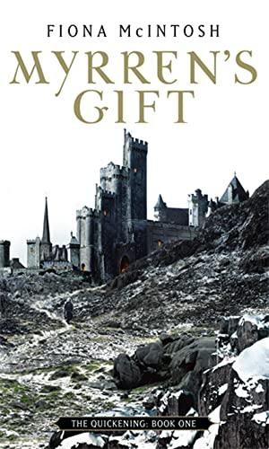 9781841493732: Myrren's Gift: The Quickening Book One
