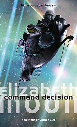Command Decision Vatta's War 4: Moon, Elizabeth
