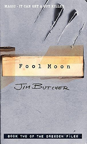 9781841493992: Fool Moon: The Dresden Files Book Two