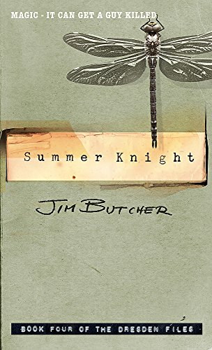 9781841494012: Summer Knight Dresden Files Book 4