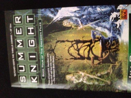 9781841494012: Summer Knight Dresden Files Book 4